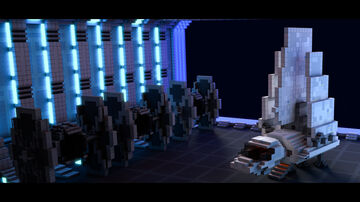 Hangar 272 Minecraft Map & Project