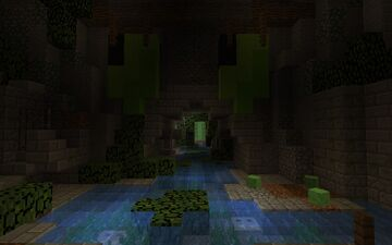 The Labyrinth Minecraft Map & Project