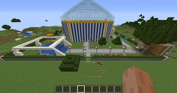 Redstone mansion for unspeakable Minecraft Map & Project