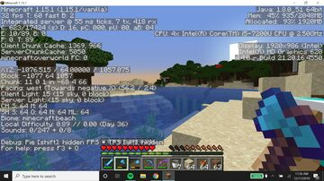 Play through of the game to do everything Minecraft Map & Project