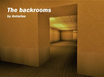 The Backrooms Minecraft Map & Project