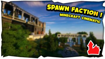 SPAWN FACTION - GREEK Minecraft Map & Project
