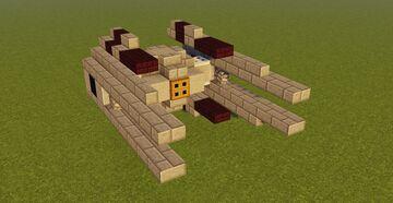 Star Wars [OT] TIE Interceptor [Upd] Minecraft Map & Project