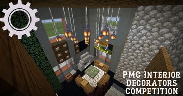 INDUSTRIAL - Interior Design Entry Minecraft Map & Project