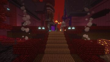 Nether Sancturary Minecraft Map & Project