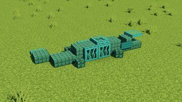 Crocodile Minecraft Map & Project