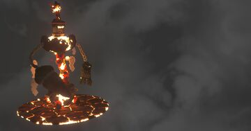 Lava knight or golem Minecraft Map & Project