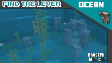 Find The Lever - Ocean Minecraft Map & Project