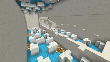 """Aloge"" 2-Player Puzzle-Parkour map Minecraft Map & Project"