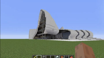 Museum Minecraft Map & Project