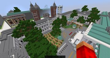 University College London Gower St Minecraft Map & Project