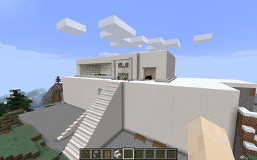 Superhero Mansion { new } Minecraft Map & Project