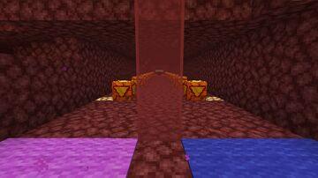 PopularMMOs 3-Dimensional Dorito Lucky Block Race! Minecraft Map & Project