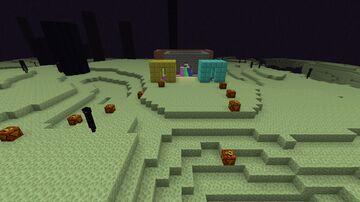 PopularMMOs 3-Dimensional Dorito Lucky Block Race! (1.8.9) Minecraft Map & Project