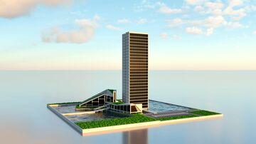 New Delta HQ | Concept Minecraft Map & Project