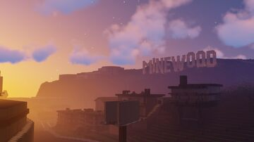 GTA SAN ANDREAS MAP (LS + countryside) Minecraft Map & Project