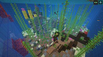 The Aquarium - Paintball Arena Minecraft Map & Project