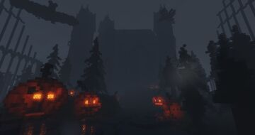 Cchilloween - Politicraft - Halloween project ! Minecraft Map & Project