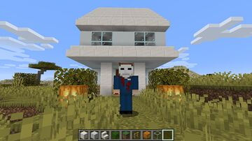 micheal myers house Minecraft Map & Project