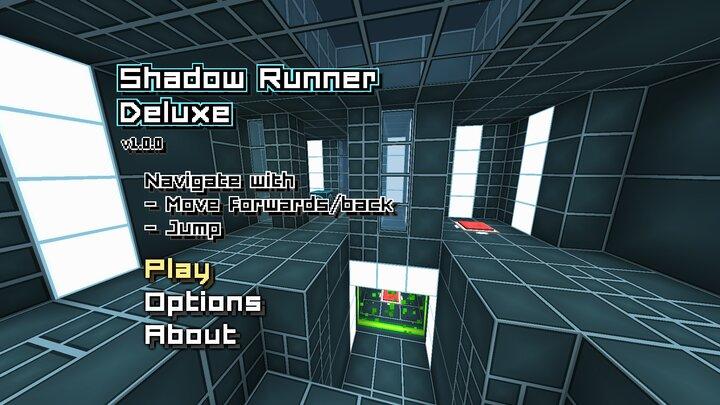 Interactive custom GUI menu screen!