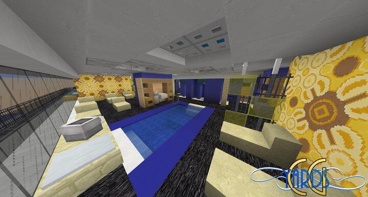 Cloud 9 Spa  Thermal Suite