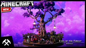 Eyes of the Forest - Fantasy Map [DOWNLOAD] Minecraft Map & Project