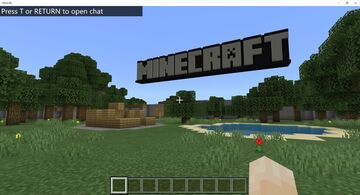 Xbox 360 TU1 Tutorial World for Java Edition Minecraft Map & Project