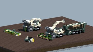 Krone Big X 880 forage harvester [With download] Minecraft Map & Project