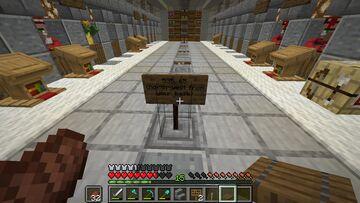 Mu base Minecraft Map & Project