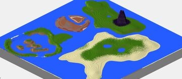 Battle crys - season 4 Minecraft Map & Project