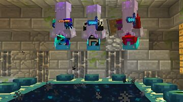 Dunk0's Upside down playthrough Minecraft Map & Project