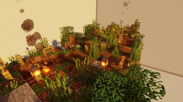 Ambient nature plots Minecraft Map & Project