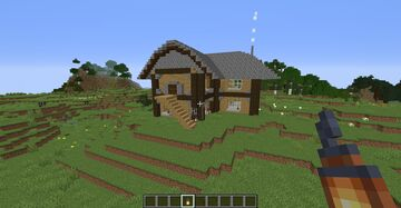 Shadow's Survival Starter Minecraft Map & Project