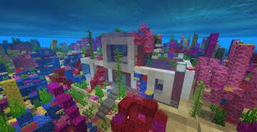 reef Minecraft Map & Project