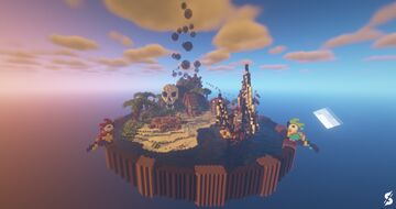 Pirate | Lobby/HUB [65 x 65] Minecraft Map & Project