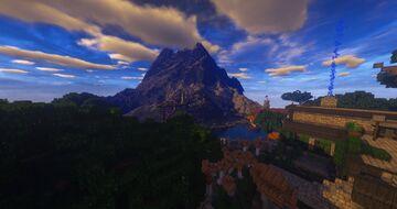 The Elder Scrolls: Akavir, New Tear Minecraft Map & Project