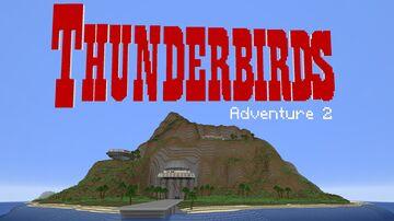 Thunderbirds Adventure 2 Minecraft Map & Project