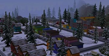 South Park Series Map Minecraft Map & Project