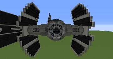 Inquisitor TIE Fighter | Minecraft 1.12.2 Minecraft Map & Project