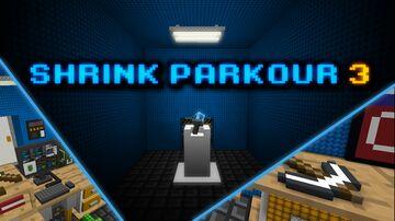 Shrink Parkour 3 Minecraft Map & Project
