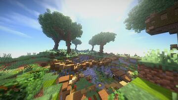 Medieval Lobby (Spawn area +Some Village/Traders) | CashEmpire Minecraft Map & Project