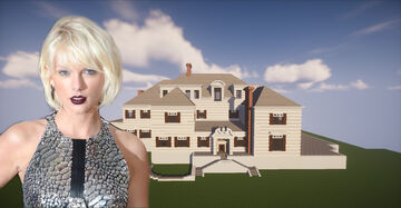 Taylor Swift's Rhode Island House [DOWNLOAD] Minecraft Map & Project