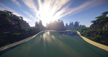 Kashyyyk Map | Minecraft 1.12.2 Minecraft Map & Project