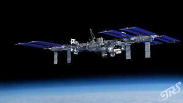 International Space Station 1:1.3 Minecraft Map & Project