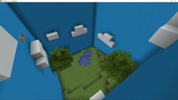 Parkour Dimensions Minecraft Map & Project