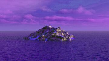 Purple island Minecraft Map & Project