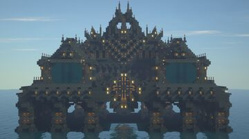 Ocean Monument  Redone Minecraft Map & Project