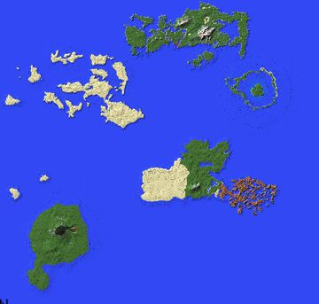 Boisieau Minecraft Map & Project