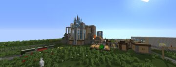 Meridan Town v1 Out Now Minecraft Map & Project