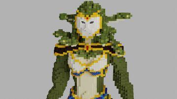 Medusa Minecraft Map & Project
